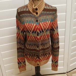 Ralph Lauren  Cardigan Sweater Size L